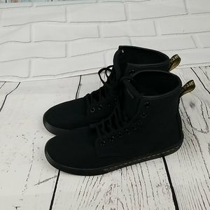 NWT DR. MARTENS SHERIDAN CANVAS BOOTS